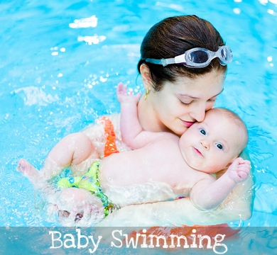 Aqualight Baby Swimming Classes - Winter 2016