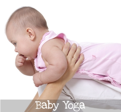 Aqualight Baby Yoga Classes