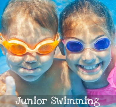 Aqualight Junior Swimming Classes - Autumn 2018