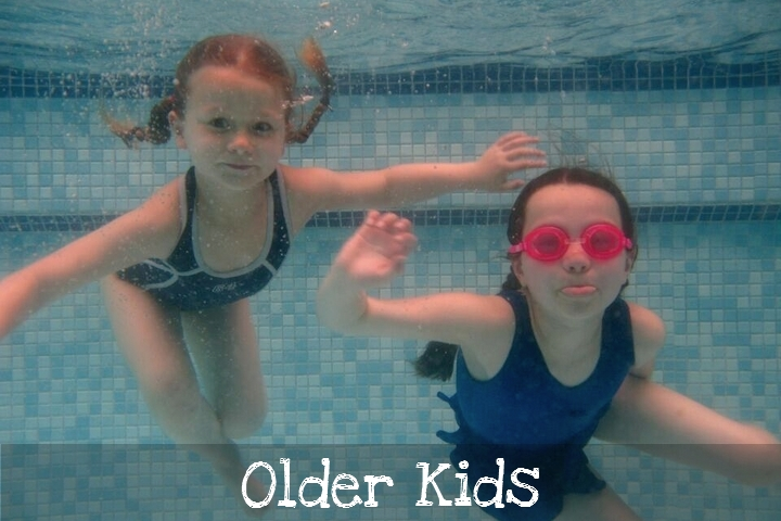 Aqualight Older Kids Gallery