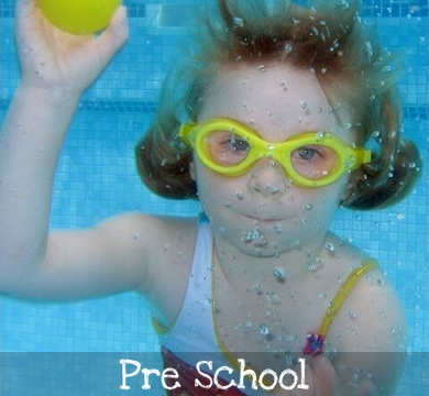 Aqualight Pre School Age Swimming Classes - Autumn 2018