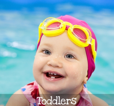Aqualight Toddlers Swimming Classes - Autumn 2018